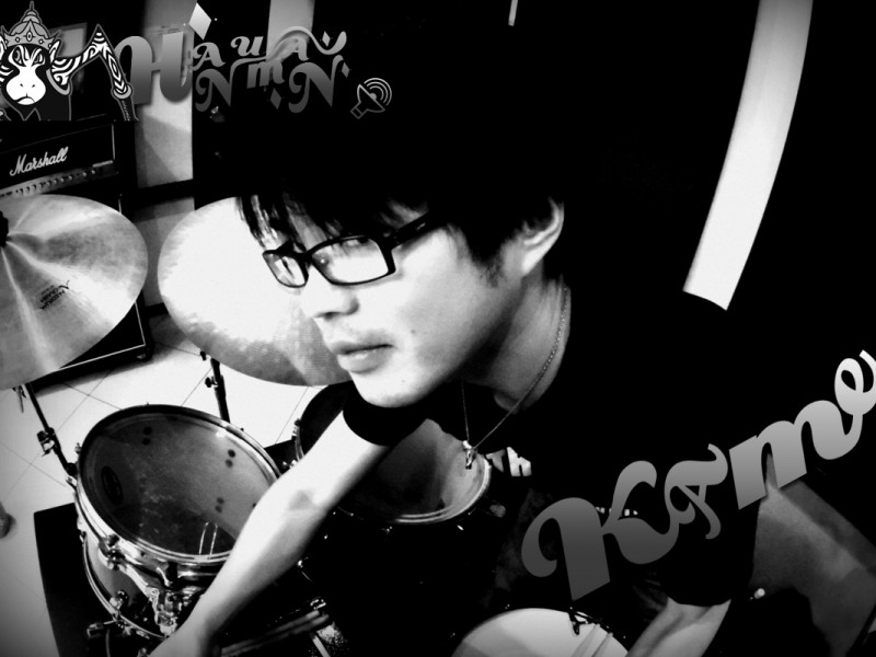 KAME (dr, percussions)