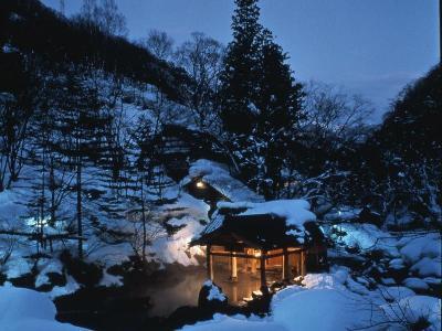 冬は温泉、タイにも温泉?!