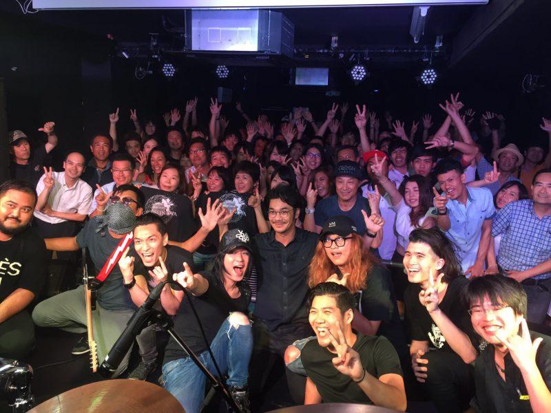 getsunova live in Yotsuya